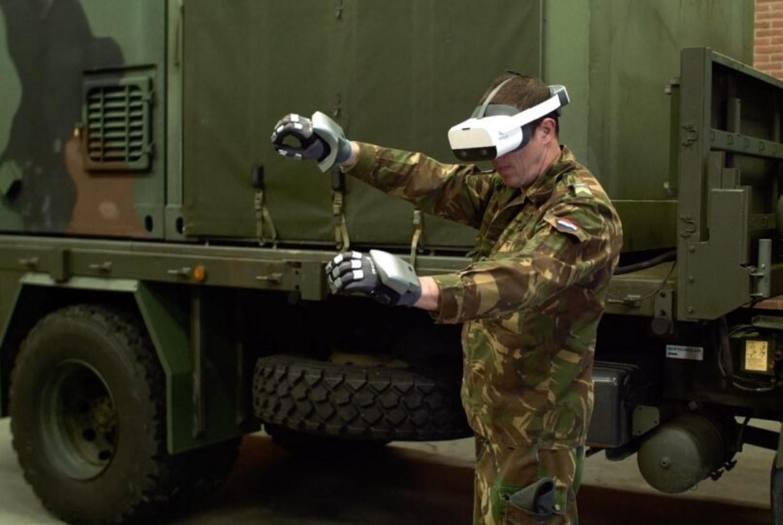 Royal netherlands army case