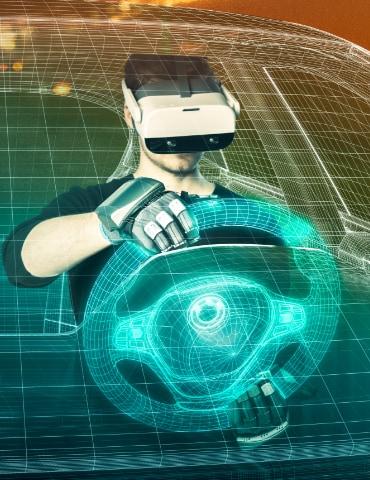 SenseGlove Virtual prototyping