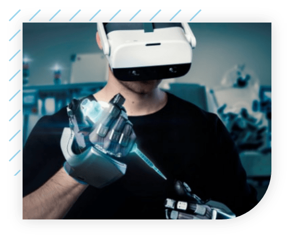 Research and telerobotics